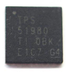 MacBook Power IC ISL6259 power IC U7000 U7100 ISL6259AHRTZ |